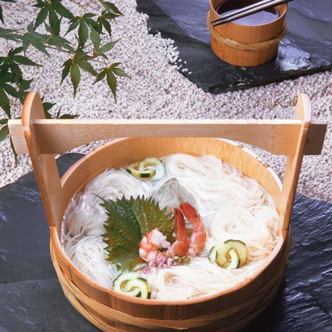 手延べ三輪素麺 No.25